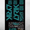 PROLINE FORK DECALS - RS LYRIK 2021