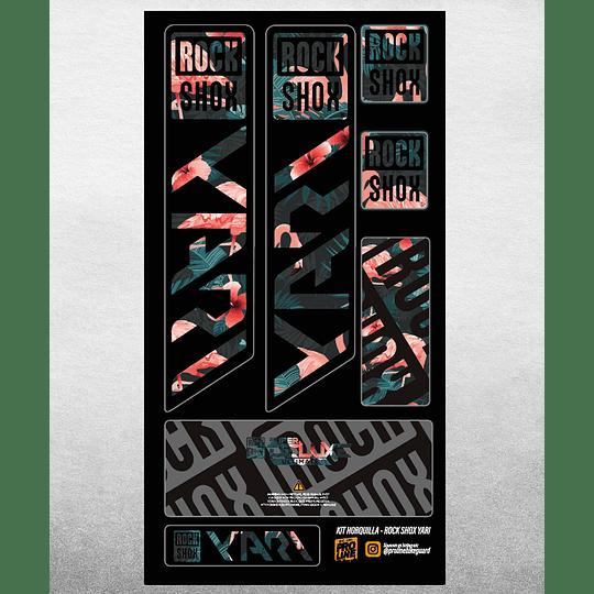 PROLINE FORK DECALS - RS YARI 2021