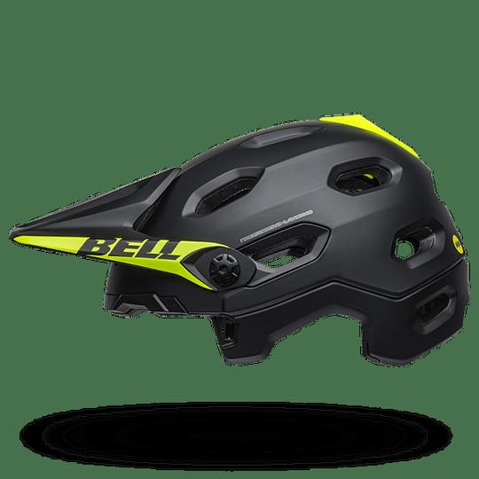 Casco Bell SUPER DH MIPS MAT/GLS BLK