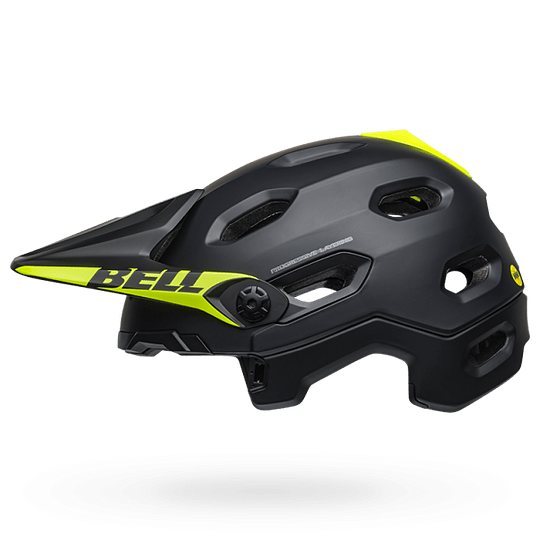 Casco Bell Super Dh Mips - Flex Spherical Mat/Gls Blk
