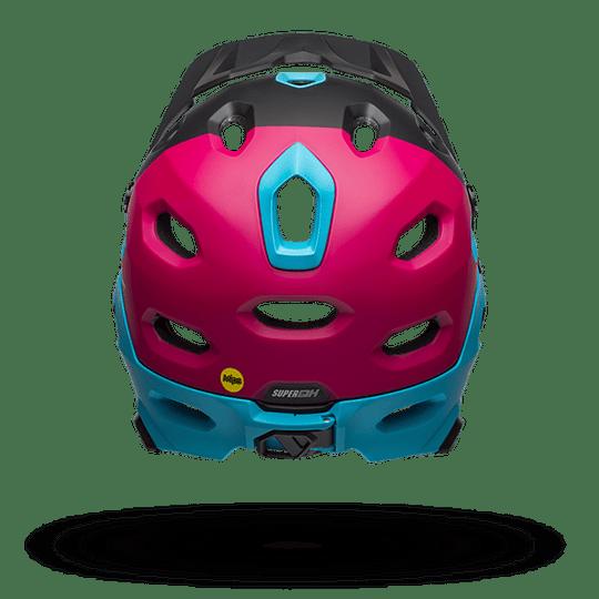 Casco Bell SUPER DH MIPS BK/BRY/BRBL