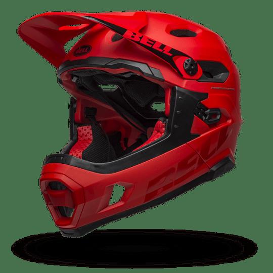 Casco Bell SUPER DH MIPS CRSM/BLK
