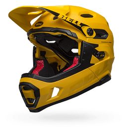 Casco Bell SUPER DH MIPS YEL/BLK