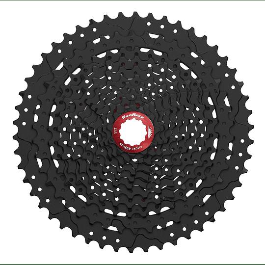 Piñon Sun Race Csmx80 Wt5 11v (11-50) Negro