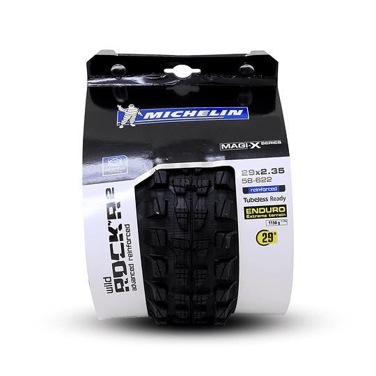 Neumatico Michelin 29x2.35 Wildrock R2adv Mag