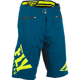 SHORT FLY RACING RADIUM NAVY