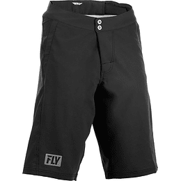 SHORT FLY RACING MAVERIK NEGRO