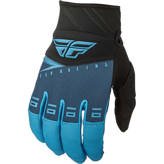 GUANTES FLY RACING F-16 BLUE/BLK