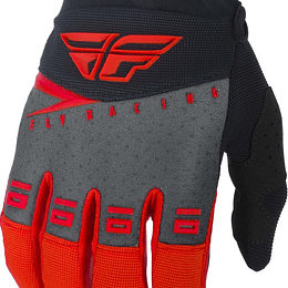 GUANTES FLY RACING F-16 RED/BLK