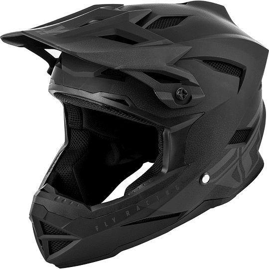 CASCO FLY RACING DEFAULT DITHER BLK