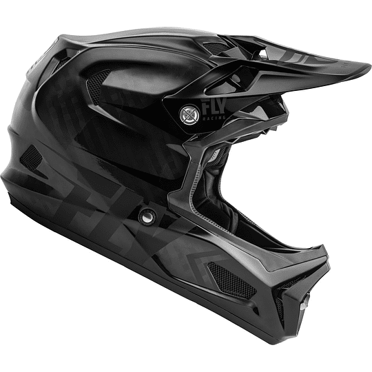 CASCO FLY RACING WERX IMPRINT BLK
