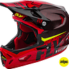 CASCO FLY RACING WERX IMPRINT BLK/RED