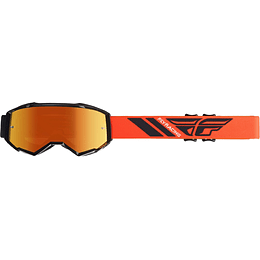 ANTIPARRAS FLY RACING ZONE BLK/ORG