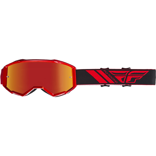 ANTIPARRAS FLY RACING ZONE RED