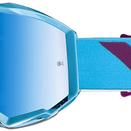 ANTIPARRAS FLY RACING ZONE BLUE