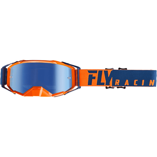 ANTIPARRAS FLY RACING ZONE PRO ORANGE