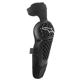 Rodillera/Canillera Alpinestars Bionic Plus Black