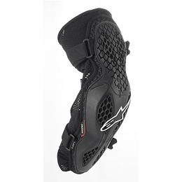 Coderas Alpinestars Bionic Pro - Black Red