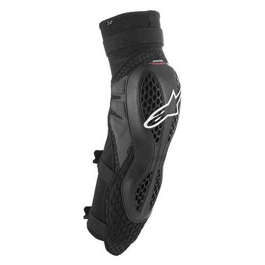 Rodilleras/Canillera Alpinestars Bionic Pro- Black Red