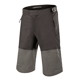 Short Alpinestars Tahoe Wp - Black Dark Shadow