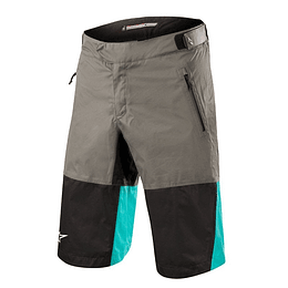 Short Alpinestars Tahoe Wp - Dark Shadow Black Ceramic