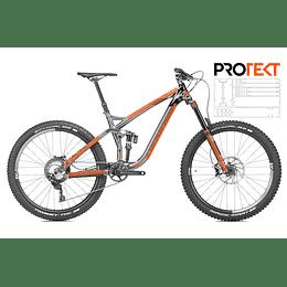 Protector BIKEPROTEKT Full-XL Brillante