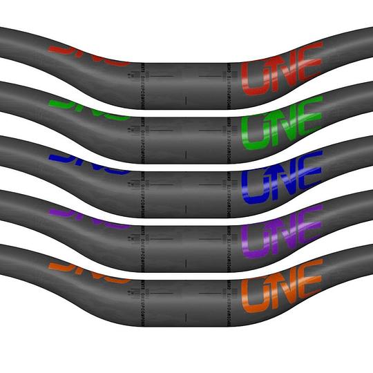 Manubrio oneup components carbono 35