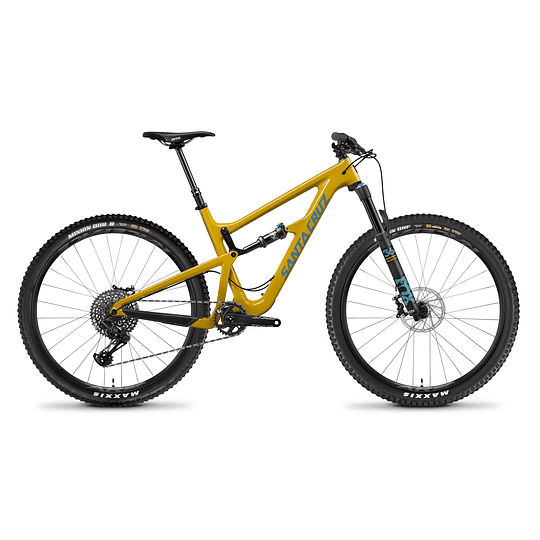 Bicicleta Santa Cruz Hightower S