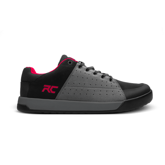 Zapatillas Ride Concepts Livewire Rc Mens Charcoal/Red