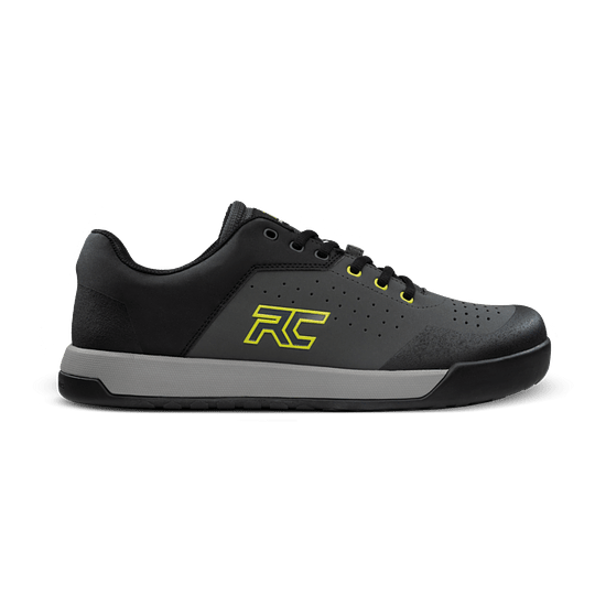 Zapatillas Ride Concepts Hellion Rc Mens Charcoal/Lime