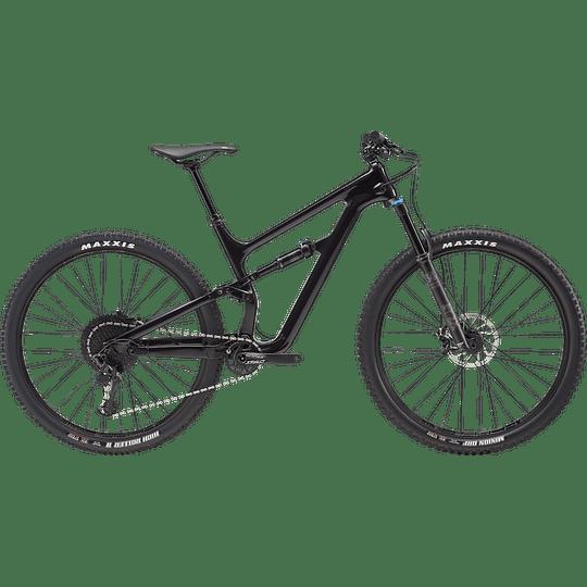 Bicicleta Cannondale Habit Carbon 3 M 2019