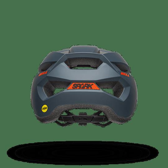 Casco Bell Spark Mips Mat Slt/Org
