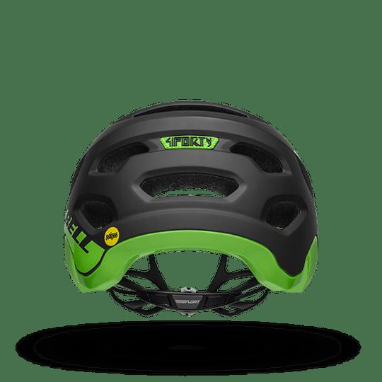 Casco Bell 4Forty Mips Blk/Brt Grn