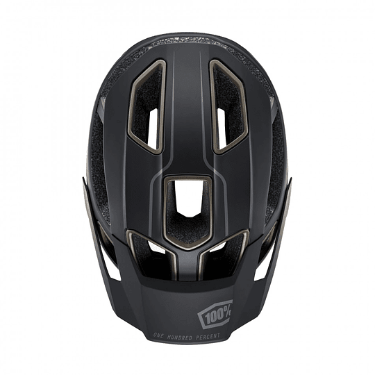 Casco 100% Altec Negro
