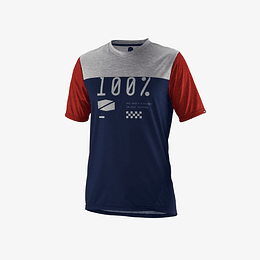 Jersey 100% Airmatic Navy