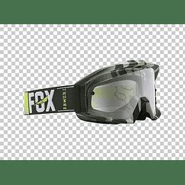 Antiparras Fox Main Green