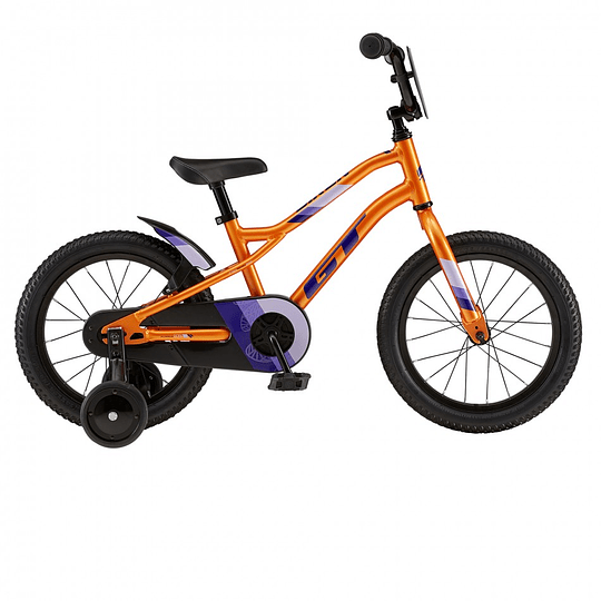 Bicicleta GT Siren 16 NARANJO