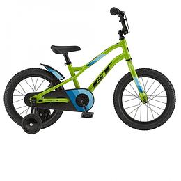 Bicicleta GT Grunge 16 Verde