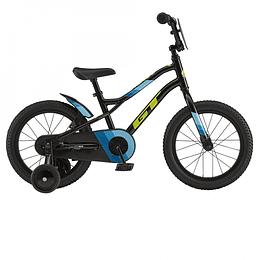 Bicicleta GT Grunge 12 Negro
