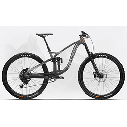 SPARTAN ALLOY 29 GX12 GRAY (2020)
