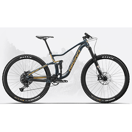 "DEVINCI TROY ALLOY 29"" NX12 BLUE (2020)"