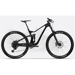 "DEVINCI TROY CARBON / ALLOY 29"" GX12 BLACK (2020)"