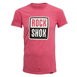 POLERA ROCK SHOX FULL PILL ROJO