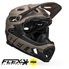 Casco Bell Super Dh Mips - Flex Spherical M/G SND/BLK