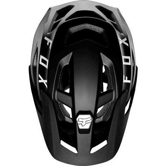 Casco Bicicleta Speedframe Negro 2020 Fox