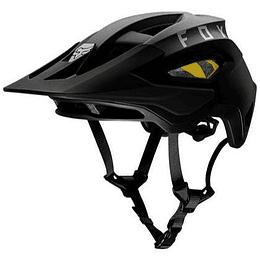Casco Bicicleta Speedframe Mips Negro 2020 Fox