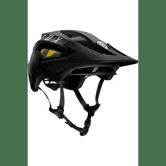 CASCO FOX SPEEDFRAME MIPS NEGRO 2021