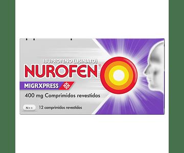 Nurofen Migrxpress, 400 mg x 12 comp rev