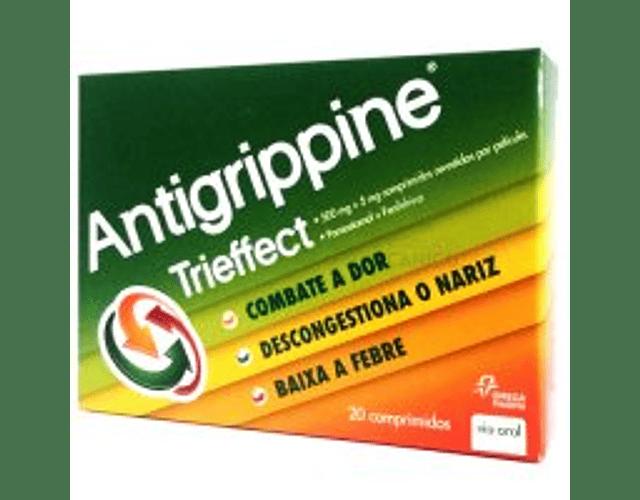 Antigrippine trieffect, 500/5 mg x 20 comp rev