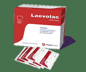 Laevolac, 10 g/15 mL x 20 xar saq